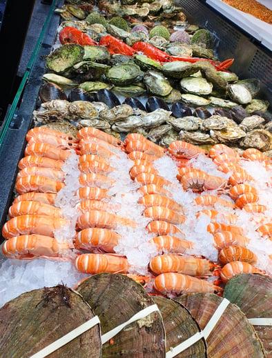 Fjellskål fisketorget