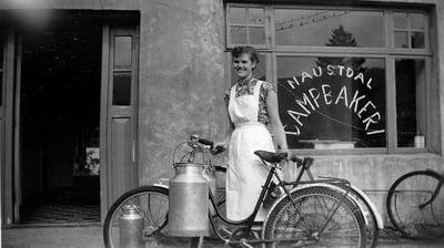 Naustdal dampbakeri med lang historie har levert brød siden 1888