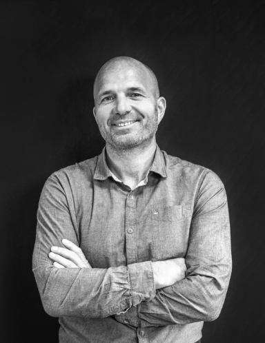 Martin Gavlen, daglig leder Tidsbanken